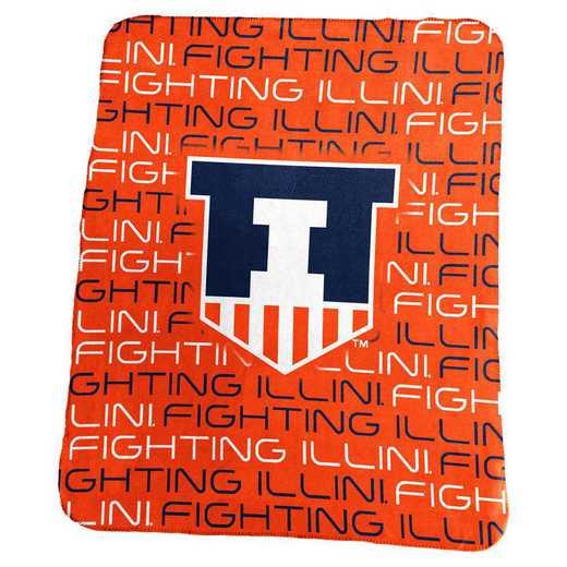 151-23B: LB Illinois Classic Fleece