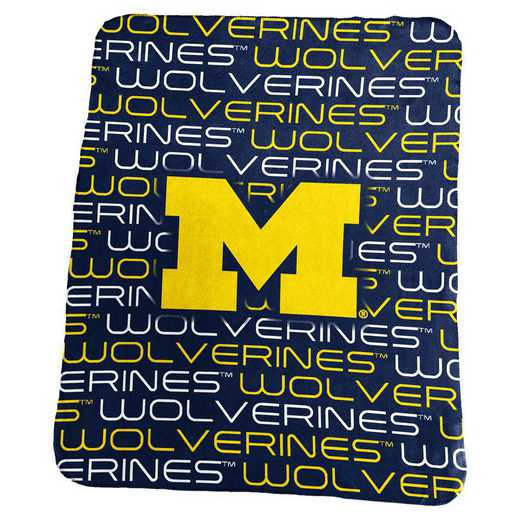 171-23B: LB Michigan Classic Fleece