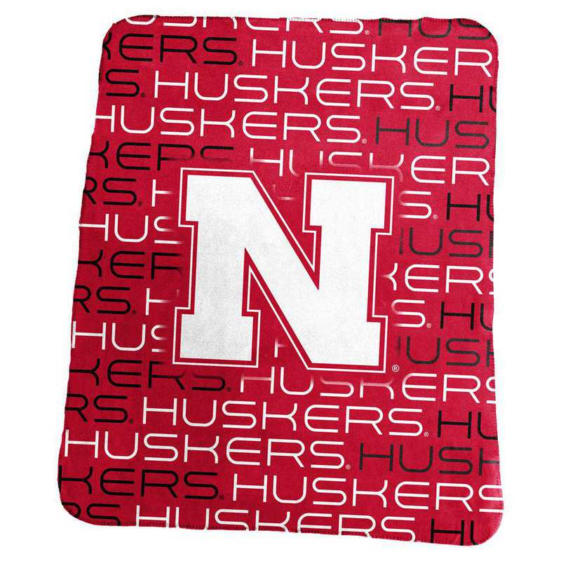 182-23B: LB Nebraska Classic Fleece