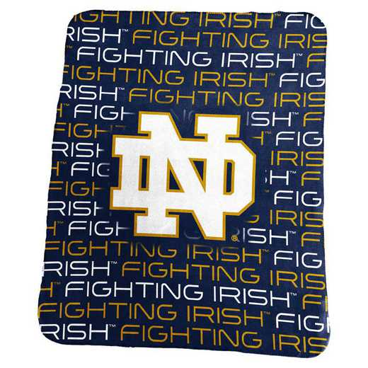 190-23B-1: LB Notre Dame Classic Fleece