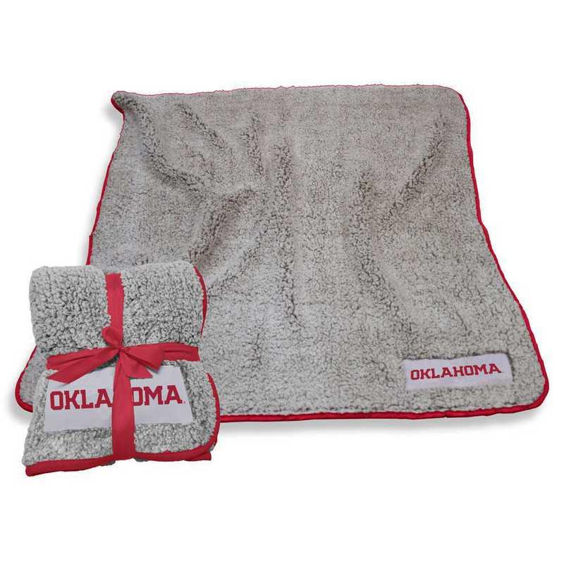 192-25F-1A: LB Oklahoma Frosty Fleece