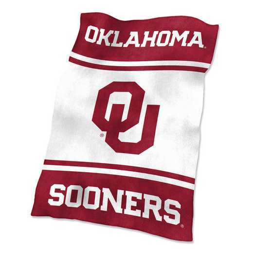 192-27-1: LB Oklahoma UltraSoft Blanket
