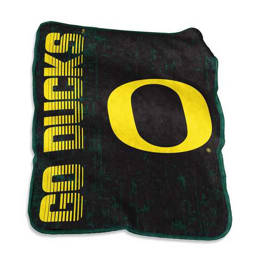 194-26B: LB Oregon Raschel Throw