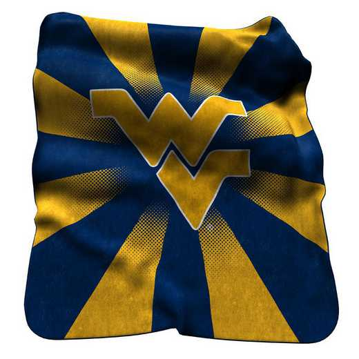 239-26: LB West Virginia Raschel Throw