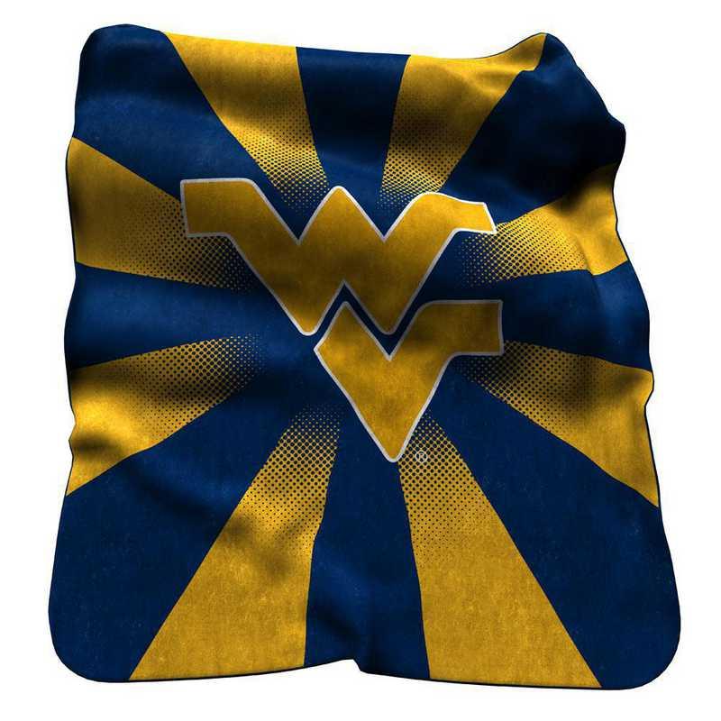 239-26: LB West Virginia Raschel Throw