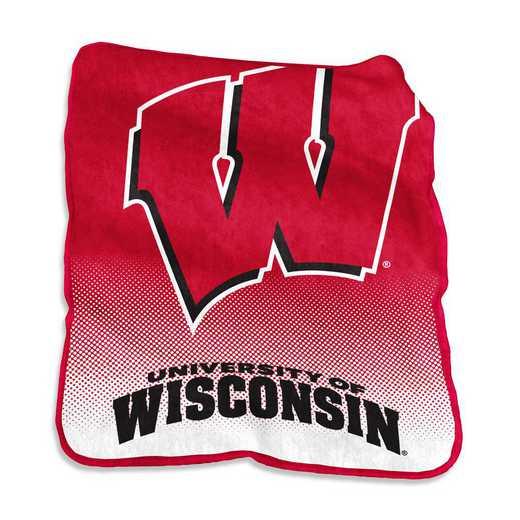 244-26A: LB Wisconsin Raschel Throw