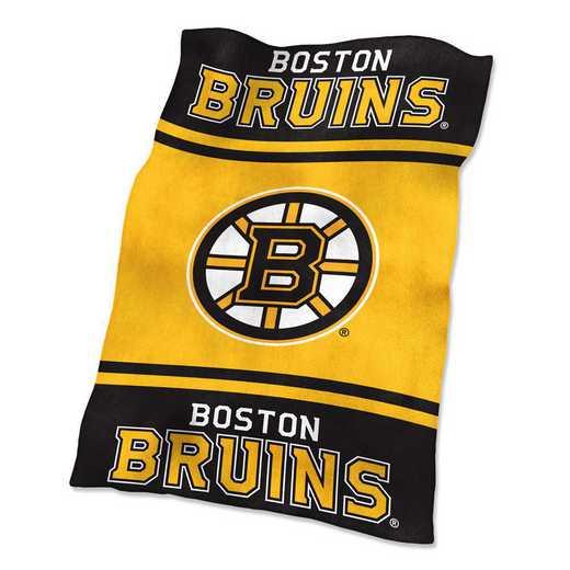 803-27: LB Boston Bruins UltraSoft Blanket