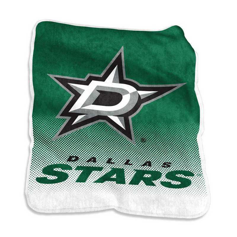 810-26A: LB Dallas Stars Raschel Throw