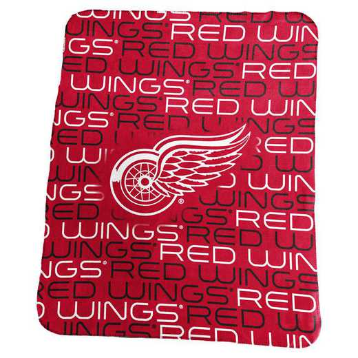 811-23B: LB Detroit Red Wings Classic Fleece