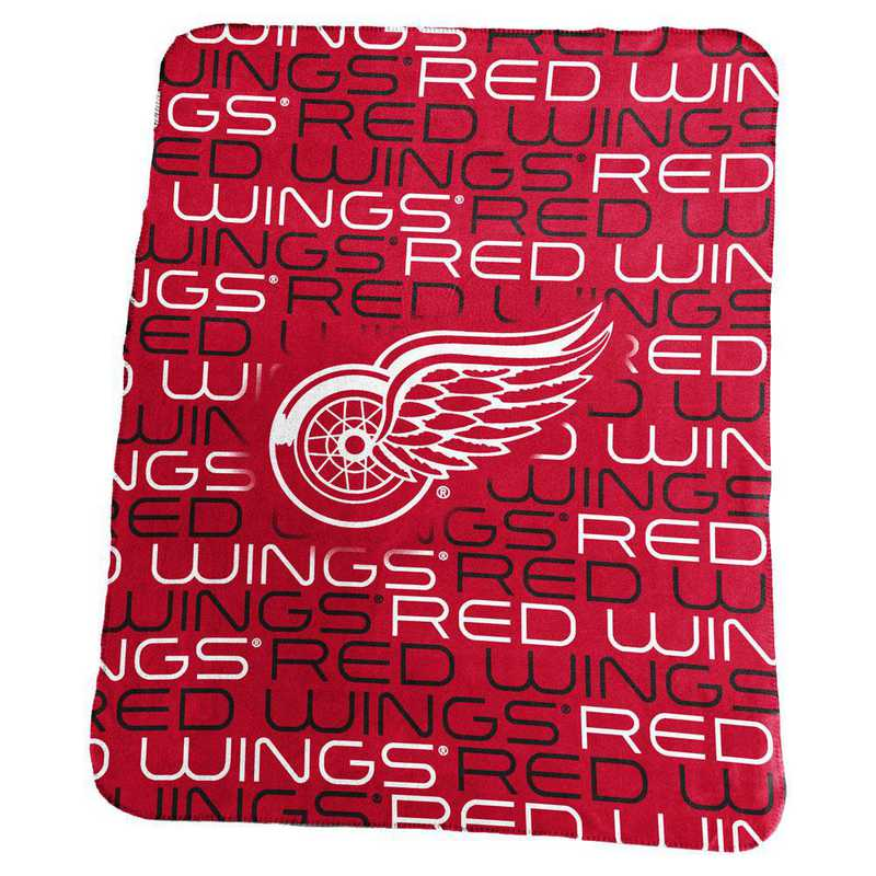 811-23B: LB Detroit Red Wings Classic Fleece
