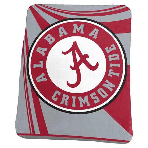C3083-23: LB Alabama Swirl Stripe w/ Circle Classic Fleece