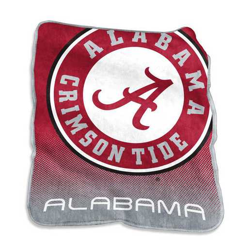 102-26A: LB Alabama Raschel Throw