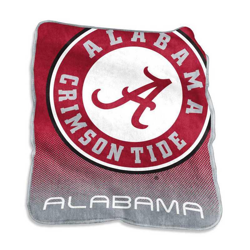 102-26A: LB Alabama Raschel Throw