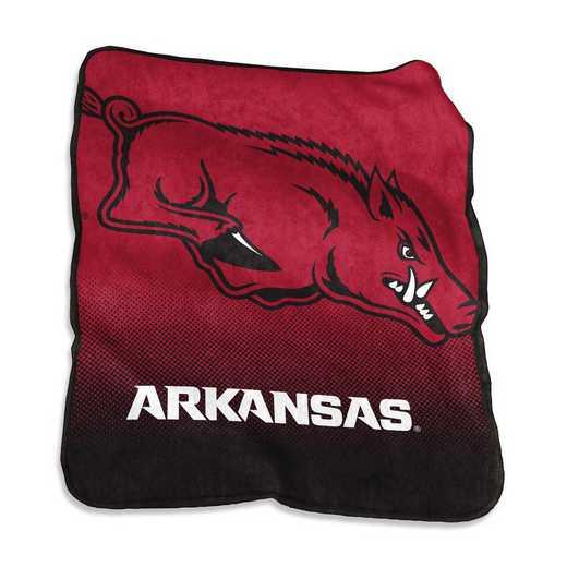 108-26A: LB Arkansas Raschel Throw
