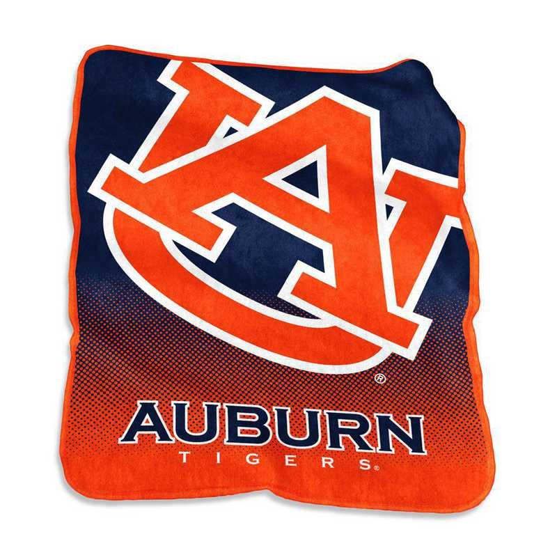 110-26A: LB Auburn Raschel Throw