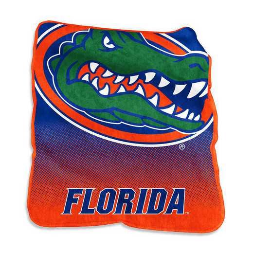 135-26A: LB Florida Raschel Throw