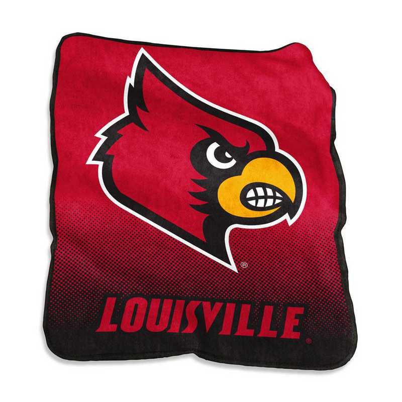 161-26A: LB Louisville Raschel Throw
