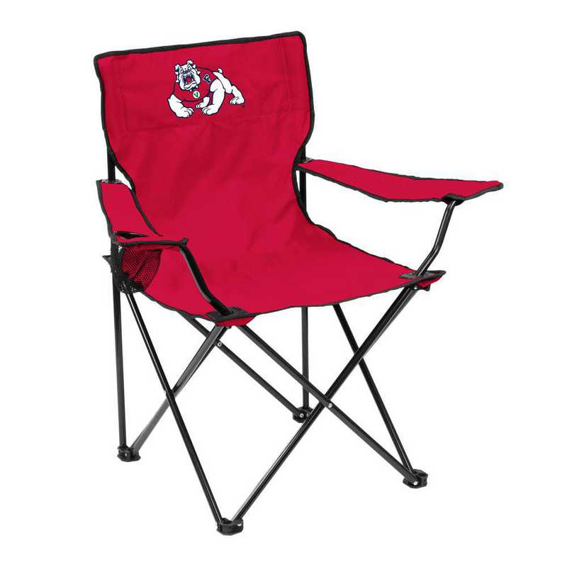 140-13Q: LB Fresno State Quad Chair