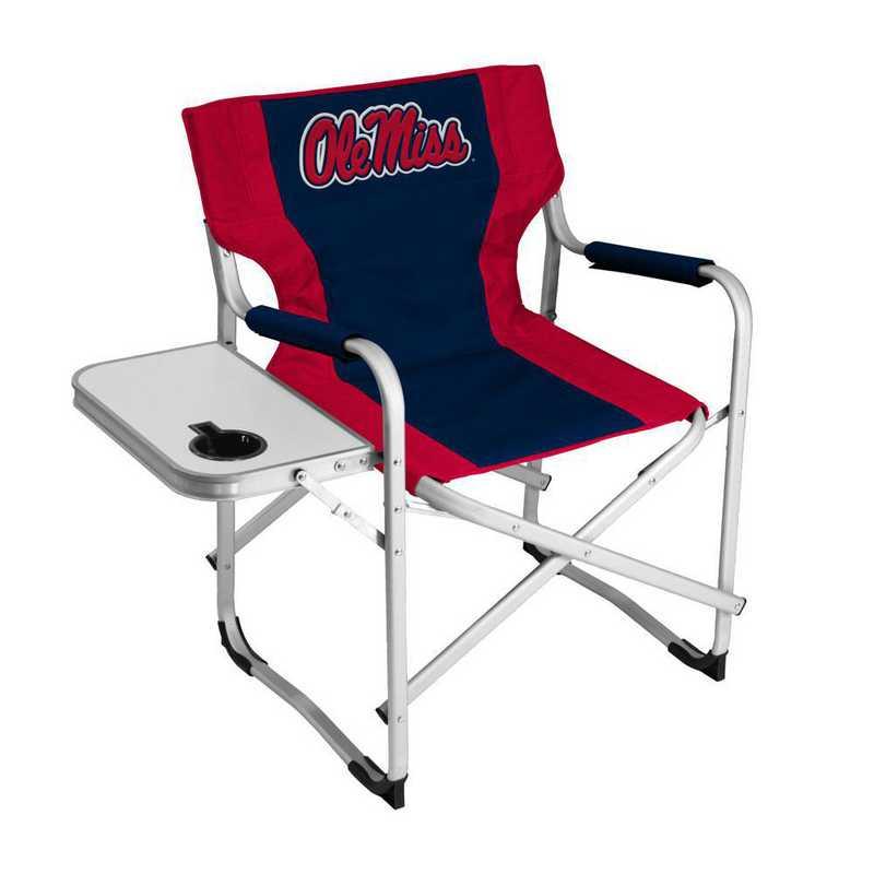 176-18A: LB Ole Miss Alumni Deck Chair