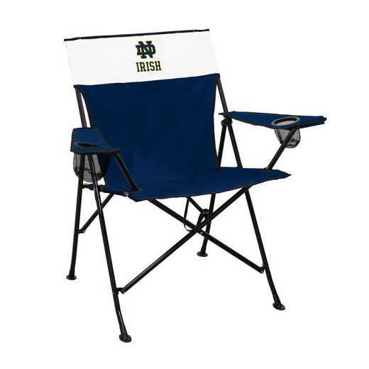 190-10T: LB Notre Dame Tailgate Chair