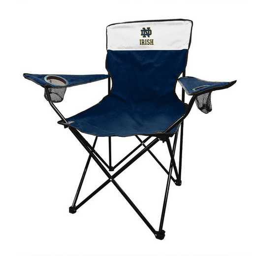 190-12L-1: LB Notre Dame Legacy Chair