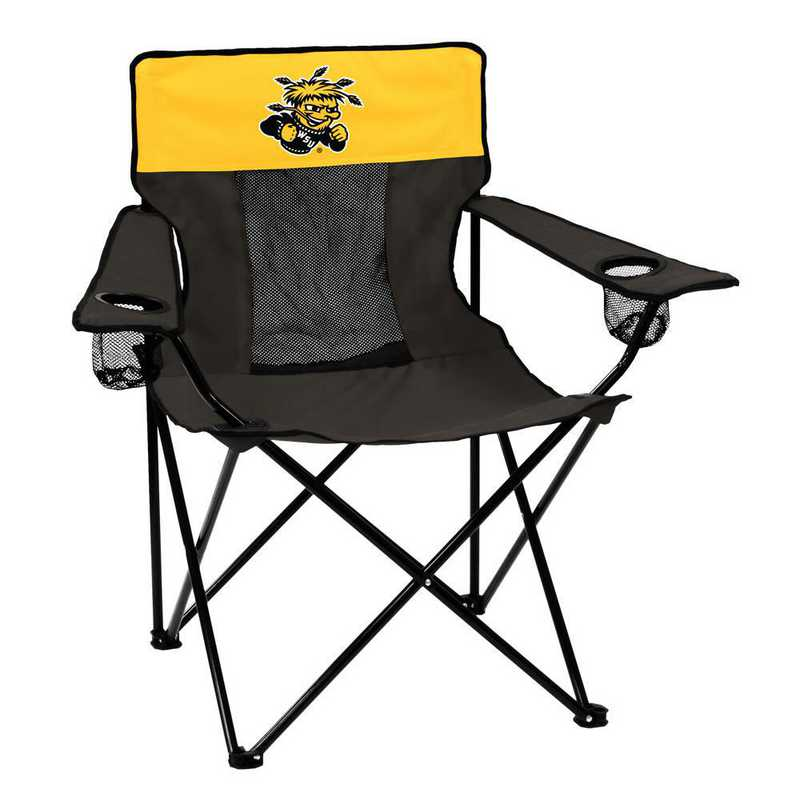 256-12E: LB Wichita State Elite Chair