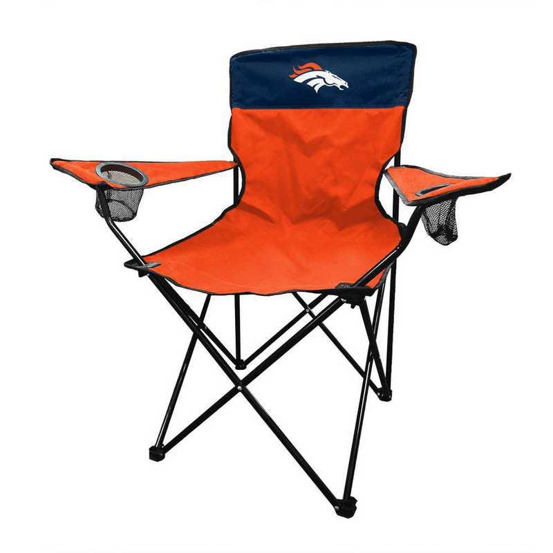 610-12L-1: LB Denver Broncos Legacy Chair