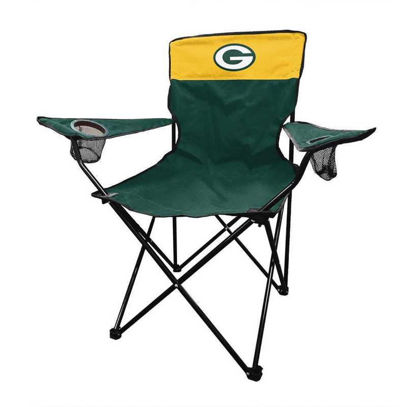 612-12L-1: LB Green Bay Packers Legacy Chair