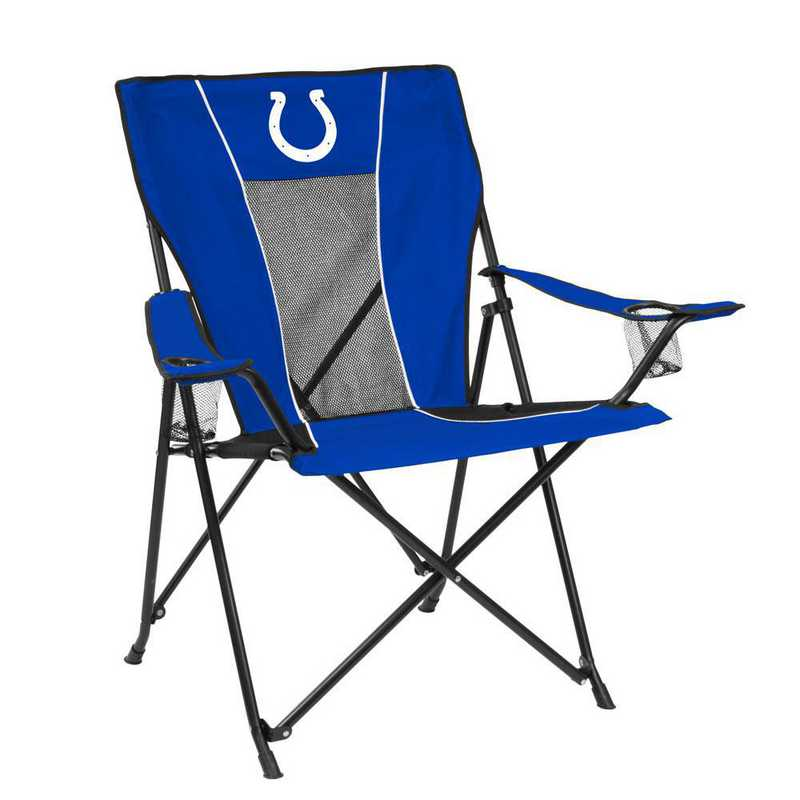 614-10G: LB Indianapolis Colts Game Time Chair
