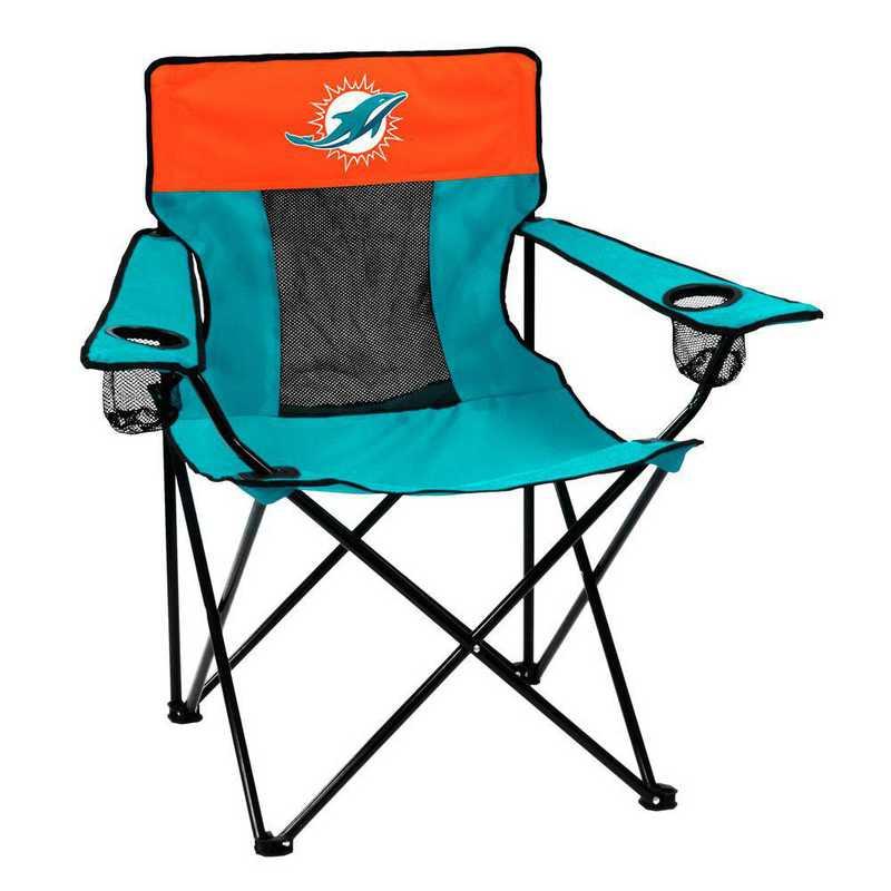 617-12E-1A: LB Miami Dolphins Elite Chair