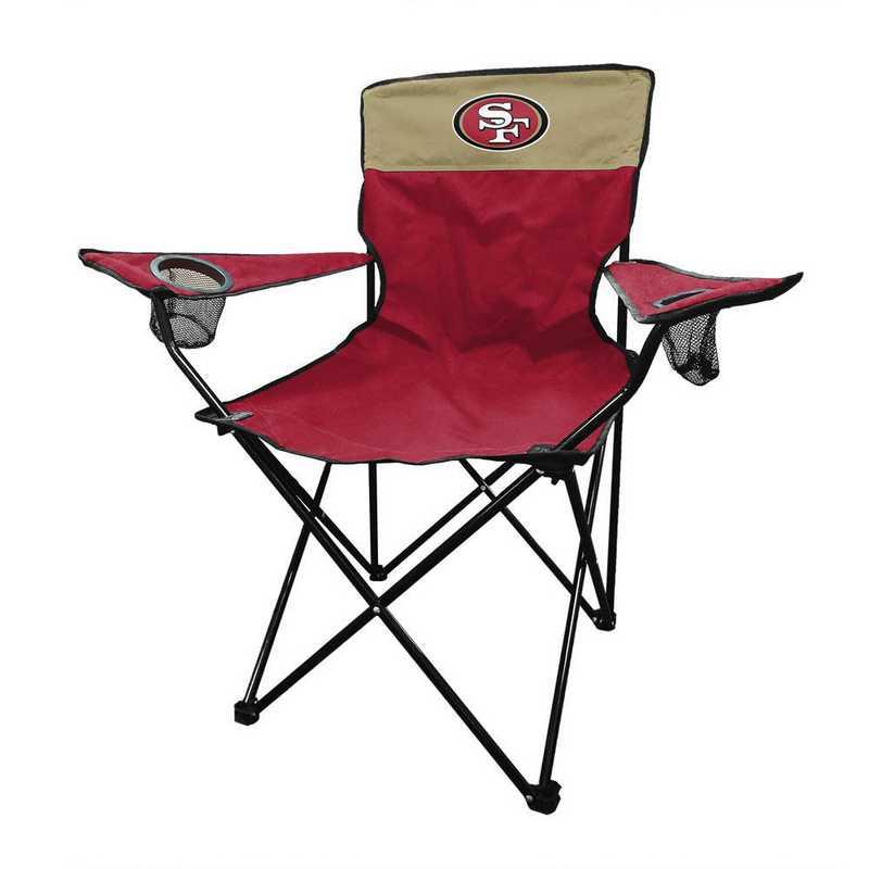 627-12L-1: LB San Francisco 49ers Legacy Chair