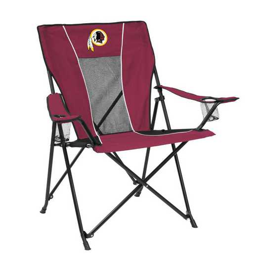 632-10G: LB Washington Redskins Game Time Chair