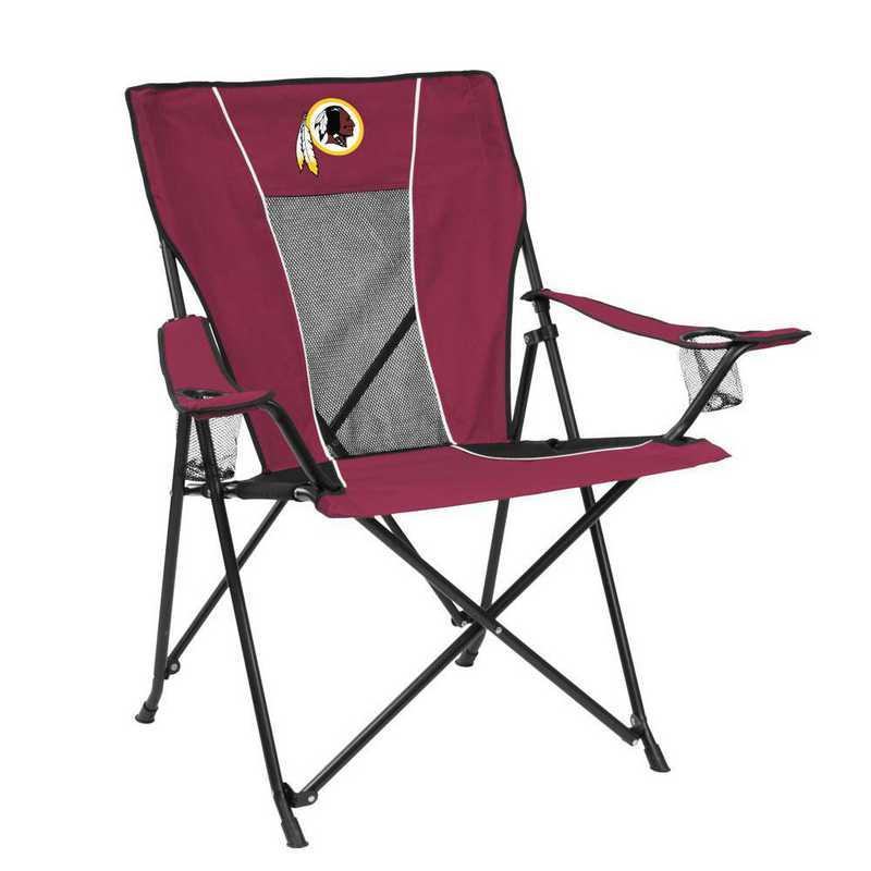 632-10G: LB Washington Redskins Game Time Chair