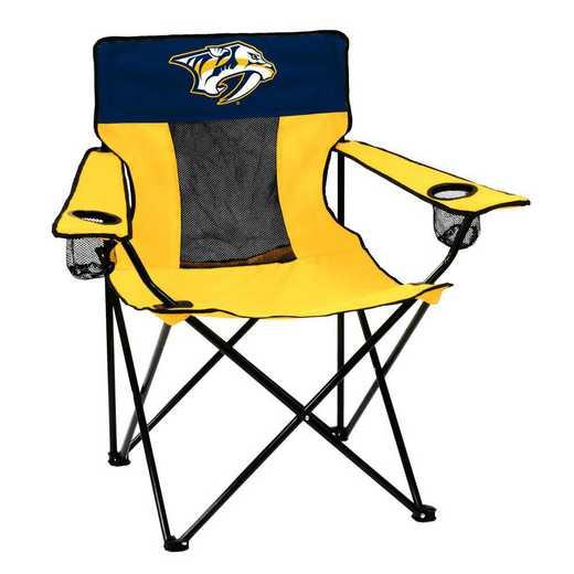 817-12E-1: LB Nashville Predators Elite Chair