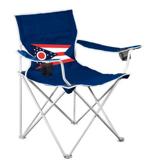 C2378-12: LB State of OH Flag Deluxe Chair