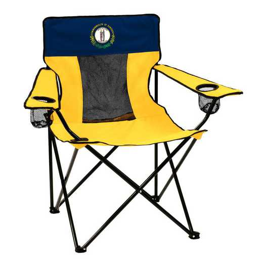 C2508-12E: LB State of KY Flag Elite Chair