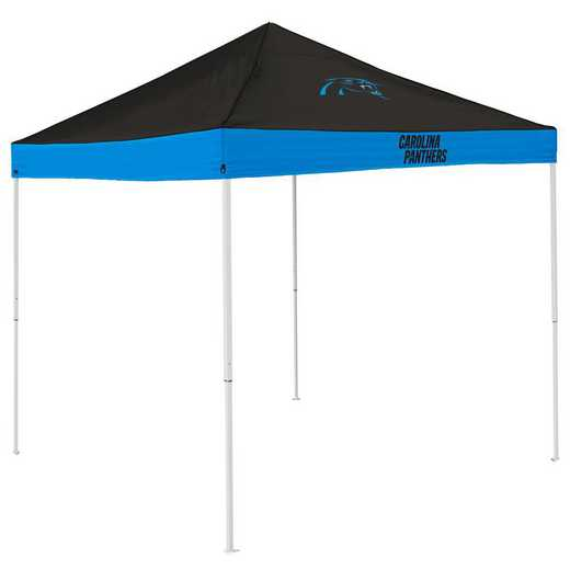605-39E: Carolina Panthers Economy Canopy