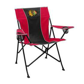 807-10P: Chicago Blackhawks Pregame Chair