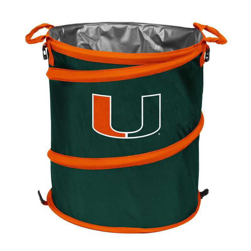 169-35: Miami Collapsible 3-in-1