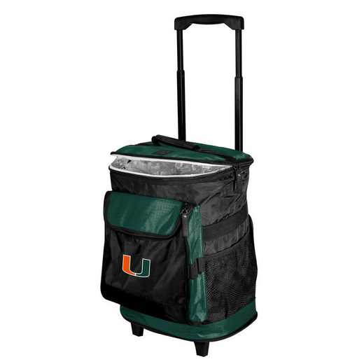 169-57B-1: Miami Rolling Cooler