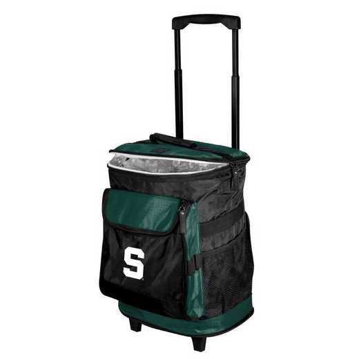 172-57B-1: Michigan State Rolling Cooler