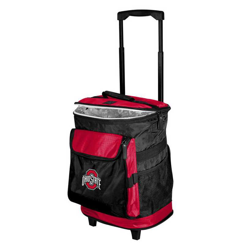 191-57B-1: Ohio State Rolling Cooler
