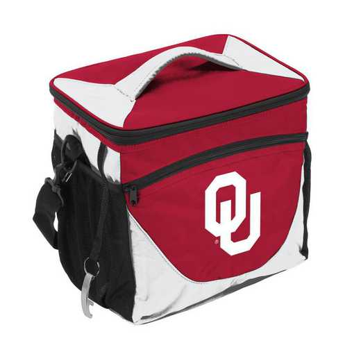 192-63-1: Oklahoma 24 Can Cooler
