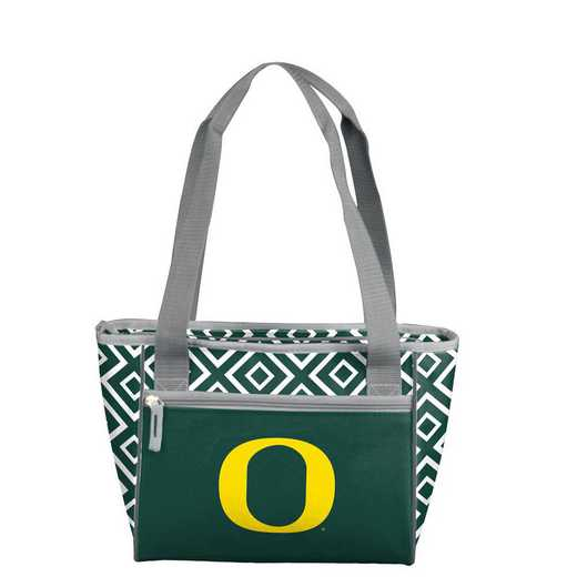 194-83DDM: Oregon Mavrik DD 16 Can Cooler Tote