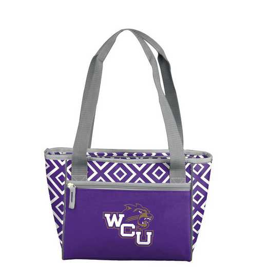 242-83DDM: Western Carolina Mavrik DD 16 Can Cooler Tote