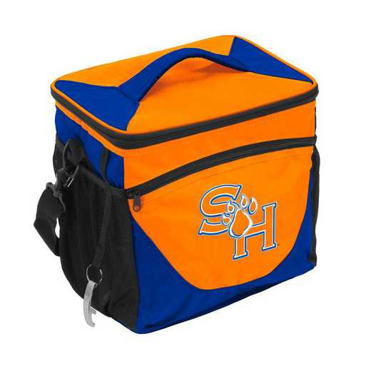 294-63M: Sam Houston State Mavrik 24 Can Cooler