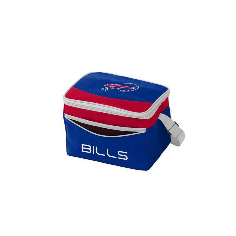 604-50B6M: Buffalo Bills Mavrik Blizzard 6 Pack