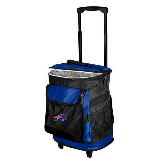 604-57B-1: Buffalo Bills Rolling Cooler
