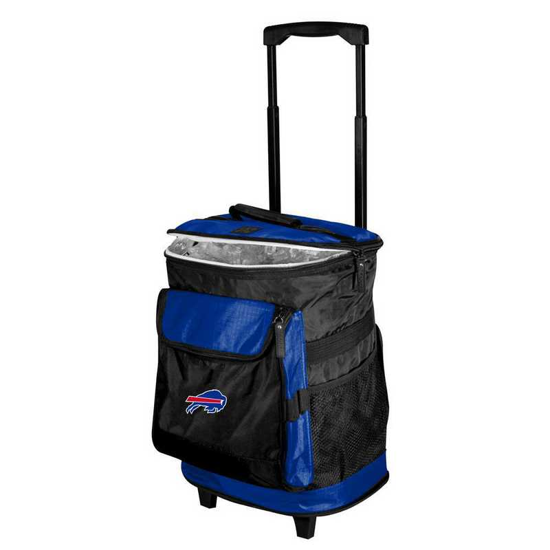 604-57B-1: Buffalo Bills Rolling Cooler