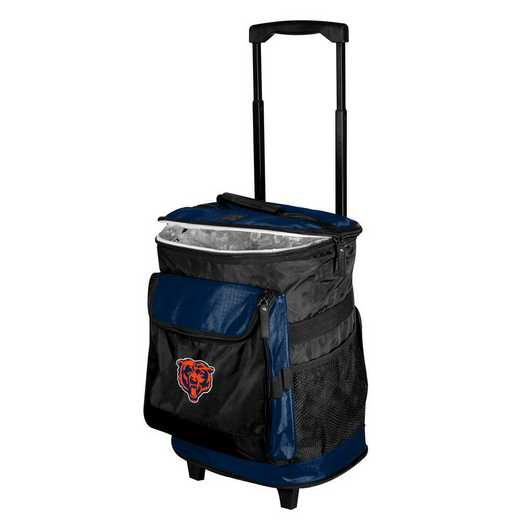 606-57B-1: Chicago Bears Rolling Cooler